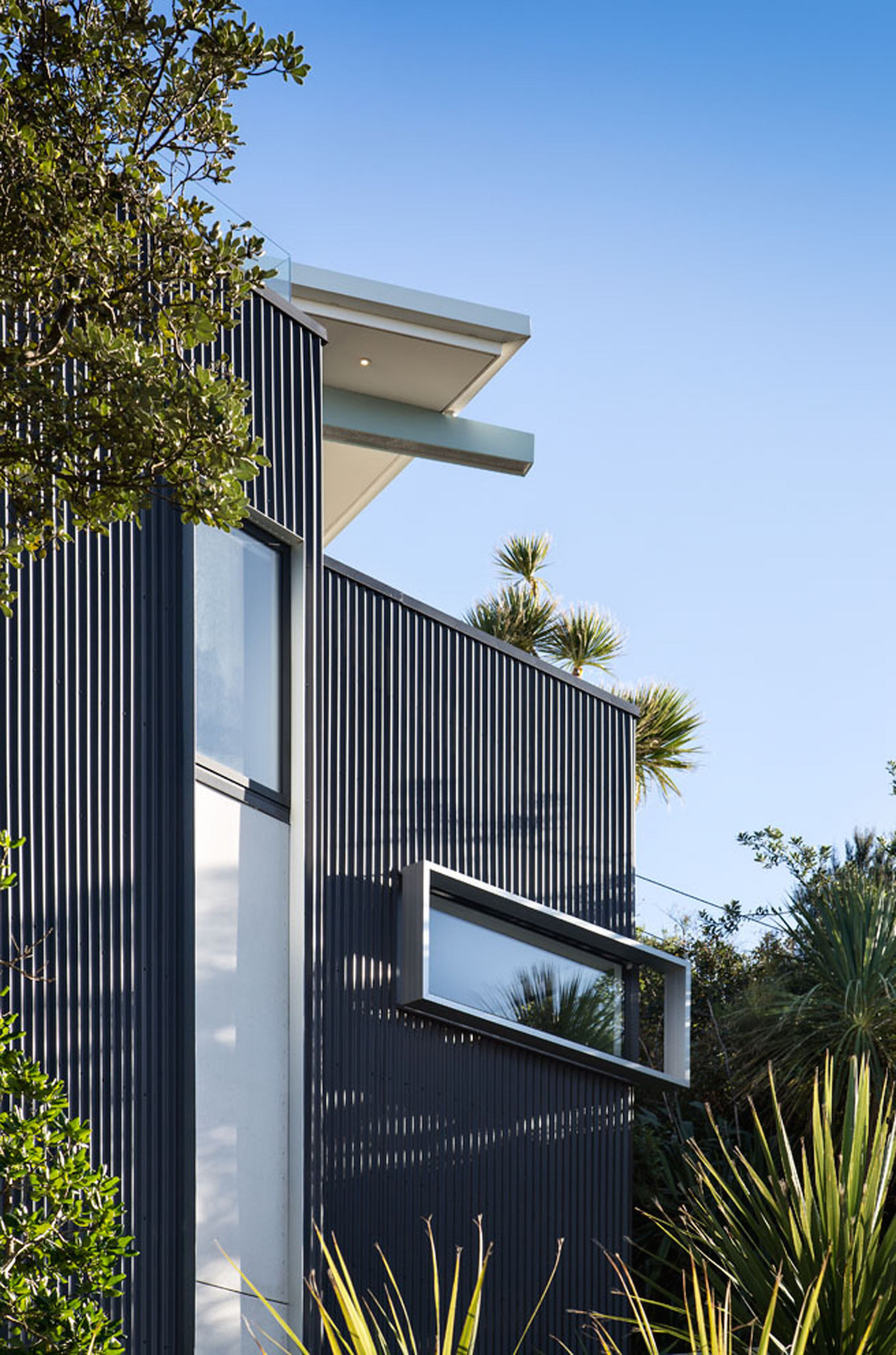 Seatoun Heights House Parsonson Architects_court6